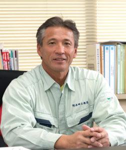 長田工務店 代表取締役 長田洋一