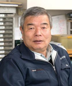 有限会社大野住宅設備 代表取締役 大野一男