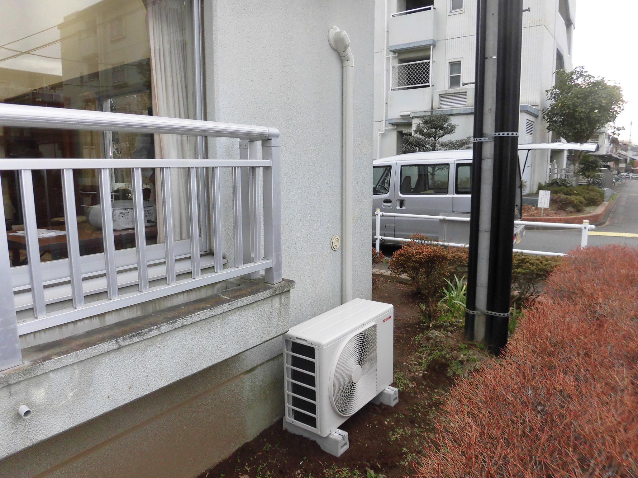 日電エアコン株式会社 お仕事事例2