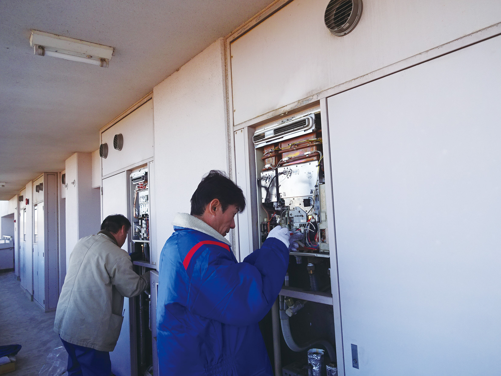 有限会社渡辺管工 お仕事事例3