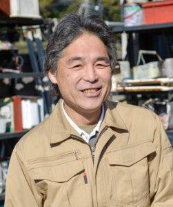 日野コヌタ塗装店 代表 古怒田忠